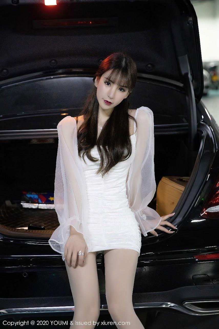 [YouMi] 2020-12-10 Vol.570 Zhou Yuxi Sandy - idols
